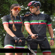 2019 pro team men MTB jumpsuit FRENESI couple models Women cycling Skinsuit bike tights triathlon suit bicicleta maillot custom