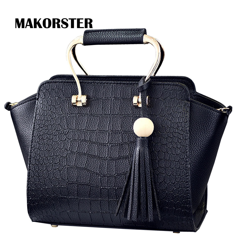 MAKORSTER Women Shoulder Messenger Bags High Quality Crossbody Bag for Women Tote handbag handbags Japan Korean MK292 women handbag shoulder bag messenger bag casual colorful canvas crossbody bags for girl student waterproof nylon laptop tote