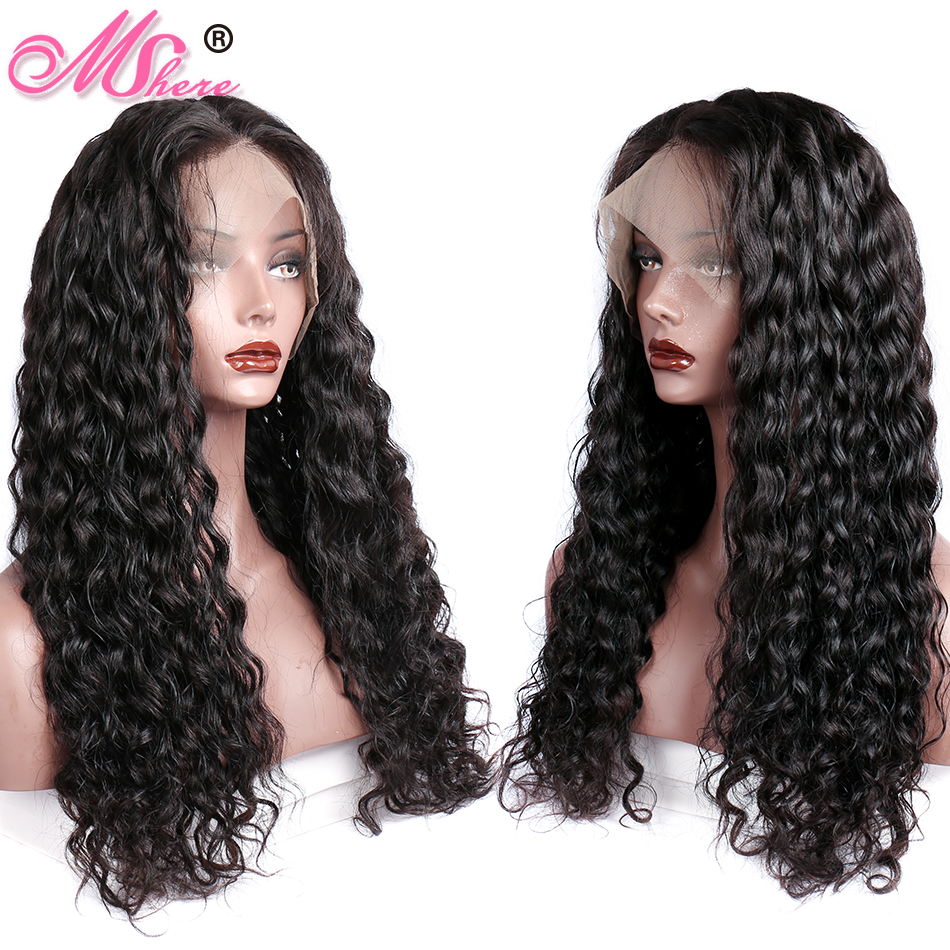 Latest Collection Of Curly 360 Lace Frontal Wigs Pre Plucked With Baby Hair For Women Black Lace Front Human Hair Peruvian Closure Wigs Remy Atina Hair Extensions & Wigs