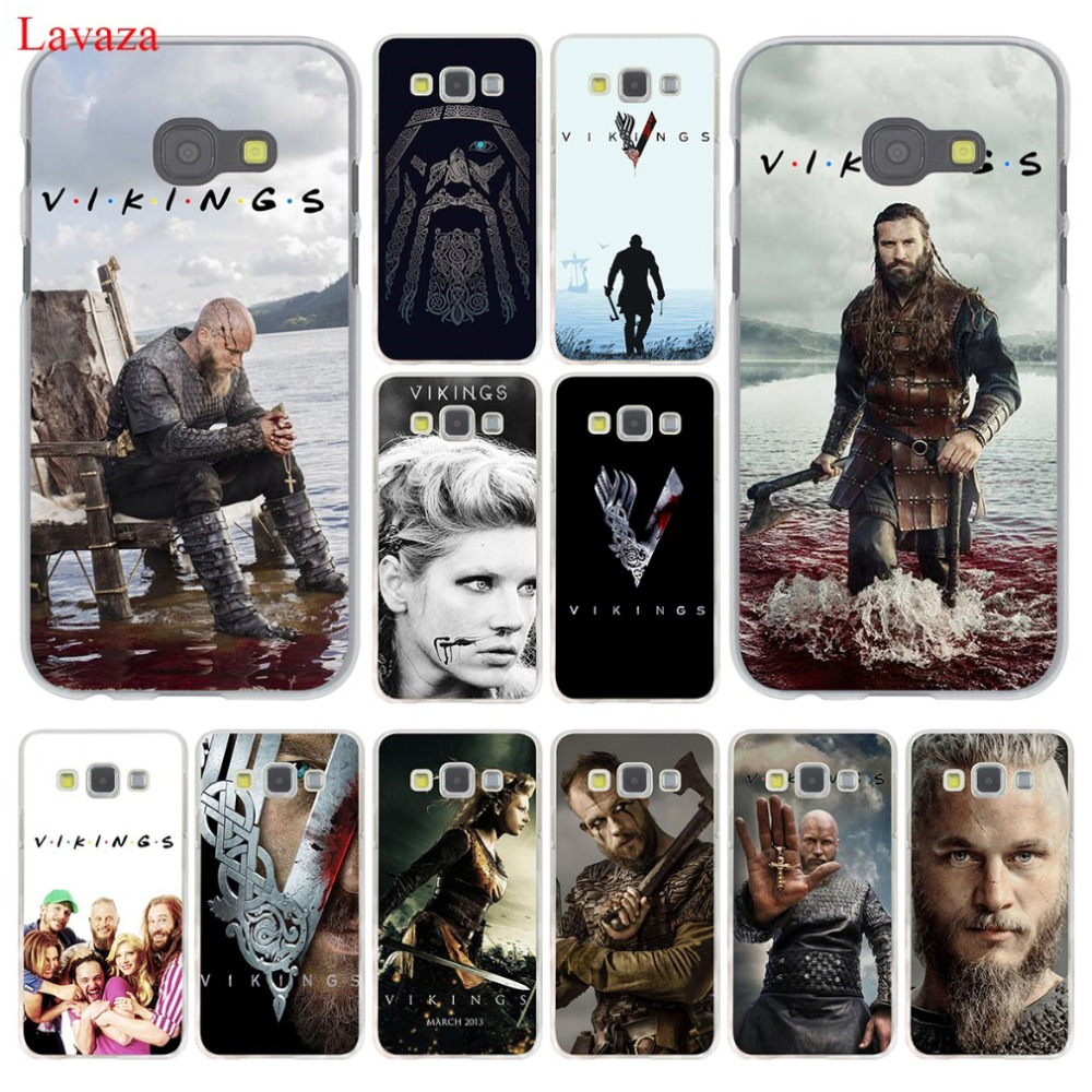 Lavaza vikings serie 4 mode Väska till Samsung Galaxy Note 10 9 8 A9 A8 A7 A6 Plus 2018 A3 A5 2015 2016 2017 A2 Cover