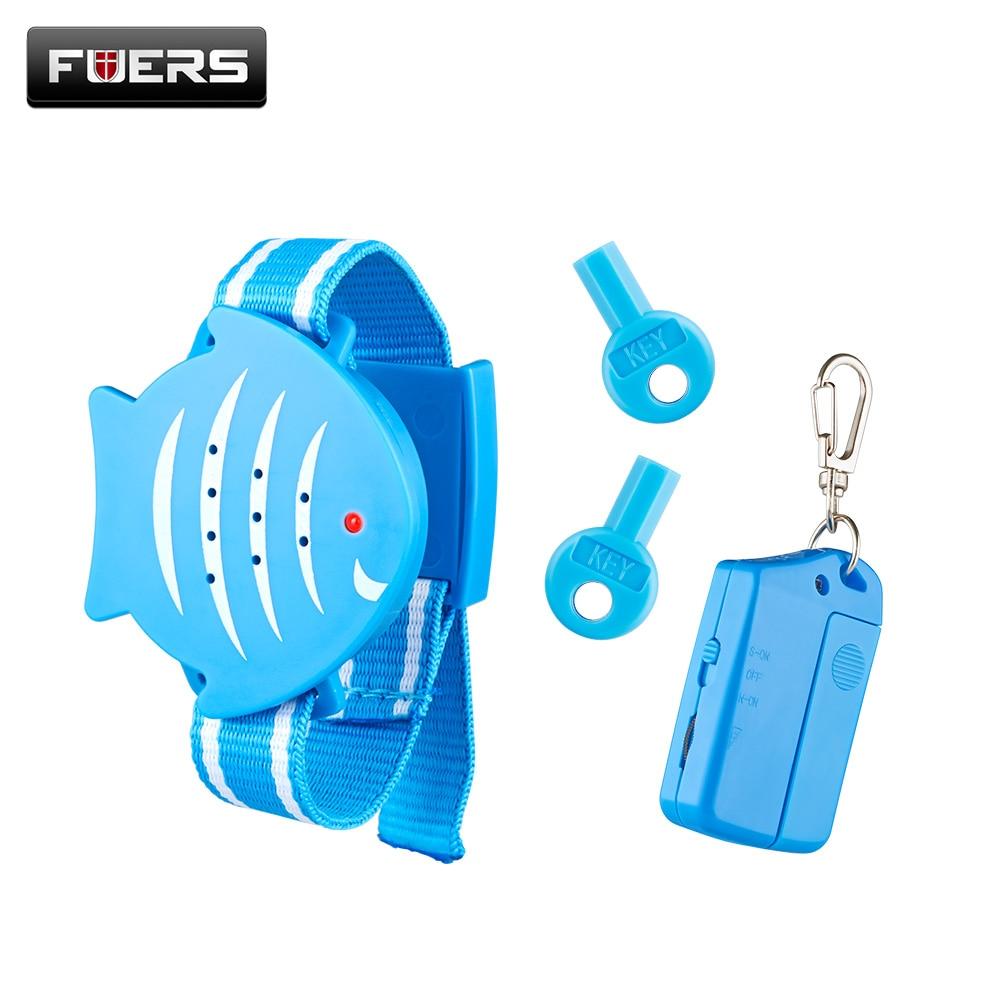 Fuers Baby Tracker Child Anti Lost Alarm Pet Reminder Alarm Key Finder Search Function Safeguard Against Theft Stolen Children