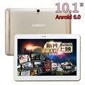 Frete grátis bobarry s106 10.1 polegada tablet pc ocat núcleo 4 gb de ram 32 GB ROM Android 6.0 8.0MP GPS 1280*800 IPS 4G LTE Tablet PC
