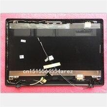 Novo portátil original lenovo ideapad 110 15 110 15acl 110 15ast 110 15ibr lcd capa traseira com cabo lcd ap11s000500
