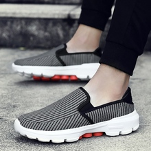 цена на 2019 Men Brand Running Shoes Comfortable Sports Outdoor Sneakers Male Athletic Breathable Footwear Zapatillas Walking Jogging