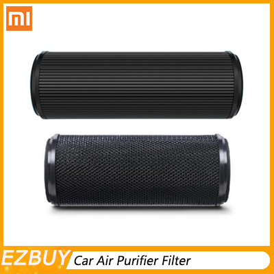 Xiaomi Car Air Purifier Filter Mijia Activated Carbon Standard Version Air Freshener Part Formaldehyde Purification For Car