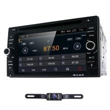 7 дюймов 2 din Автомобильный Радио DVD MP5 плеер цифровой сенсорный экран Android 8,1 мультимедийный плеер Поддержка Зеркало Авто Радио задняя камера