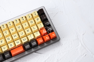 Image 5 - Étui en Aluminium anodisé pour clavier personnalisé, diffuseur acrylique, support de cadre rotatif pour preonic, jj50 50%