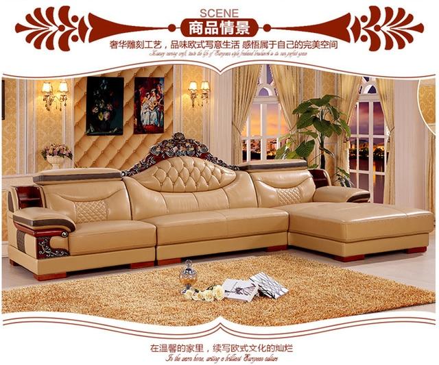 Free Shipping Living Room Sofas Modern Sofa Set Furniture 2017 New Style
