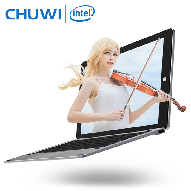 "10.8 дюймов chuwi hi10 плюс двойной ос windows 10 + android 5.1 tablet pc 10.8 ""4 ГБ RAM 64 ГБ eMMC Quad Core Intel Z8350 1920x1280"