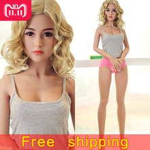 145cm-31kg Real Silicone Sex Dolls Adult Japanese Love Doll Mini Vagina Lifelike Anime Realistic Sexy Toys for Men Big Breast