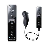 Встроенный беспроводной пульт дистанционного управления Motion Plus геймпад для Nintendo Wii Nunchuck для геймпад для Nintendo Wii Пульт дистанционного управл...