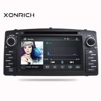 Автомобильный dvd плеер с двумя цифровыми входами gps радио мультимедиа для Toyota Corolla E120 BYD F3 2000 2005 2006 Штатная стерео навигации аудио