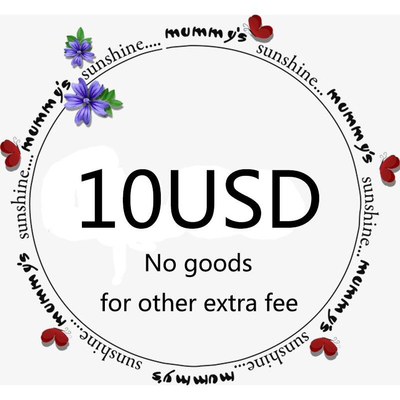 Kirka 10 USD Per Altra Tassa e Pagamento Extra Nessuna Merce