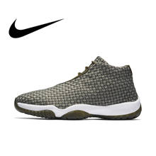 36ed942d7a7a Original Authentic AIR JORDAN FUTURE High Men s Basketball Shoes Sneakers  Sport Outdoor Advanced Breathable Comfortable 656503
