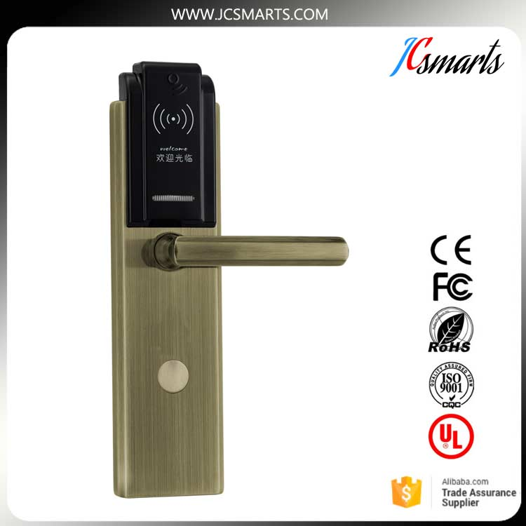 3 years Guaranteed!!! Top-quality hotel lock with preferential price years