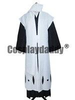 Bleach Cosplay 6th Division Captain Kuchiki Byakuya Costume