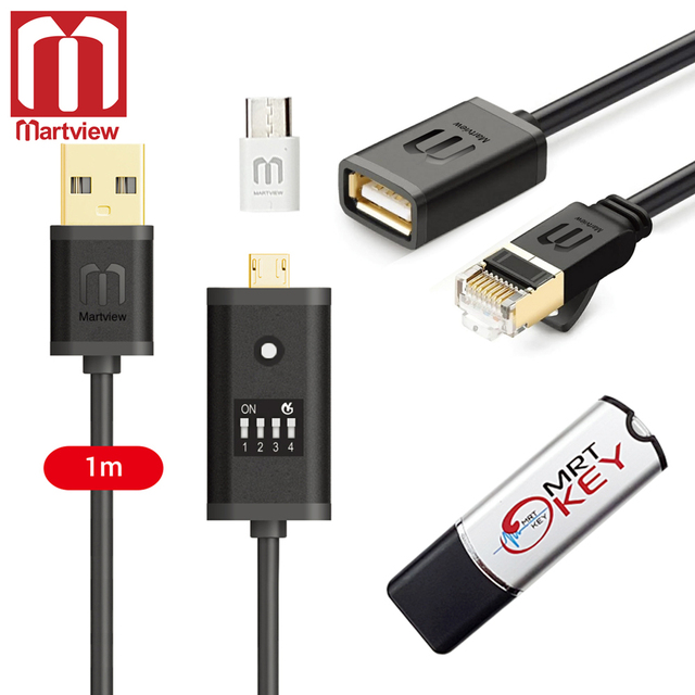 Martview MRT Dongle MRT Di Động Chính Sửa Chữa Công Cụ Martview Tất Cả Các Cáp Khởi Động DỄ DÀNG CHUYỂN ĐỔI Micro USB Để Loại-C bộ chuyển đổi