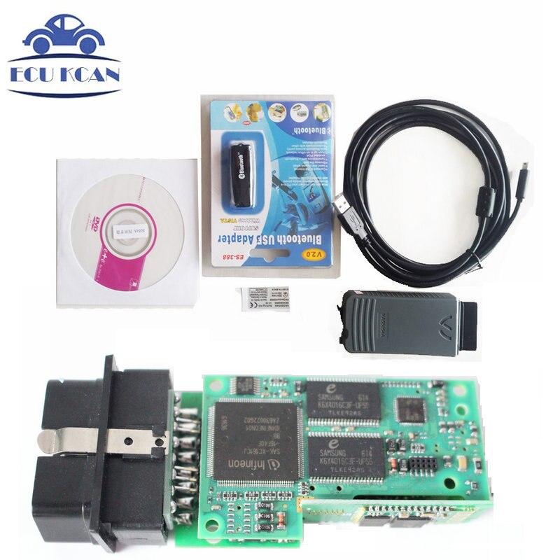 Цена за Доставка DHL VAS 5054A ODIS 4.13 с лицензией VAS5054A Bluetooth VAS5054 OKI Поддержка UDS протокол VAS 5054 инструмент диагностики