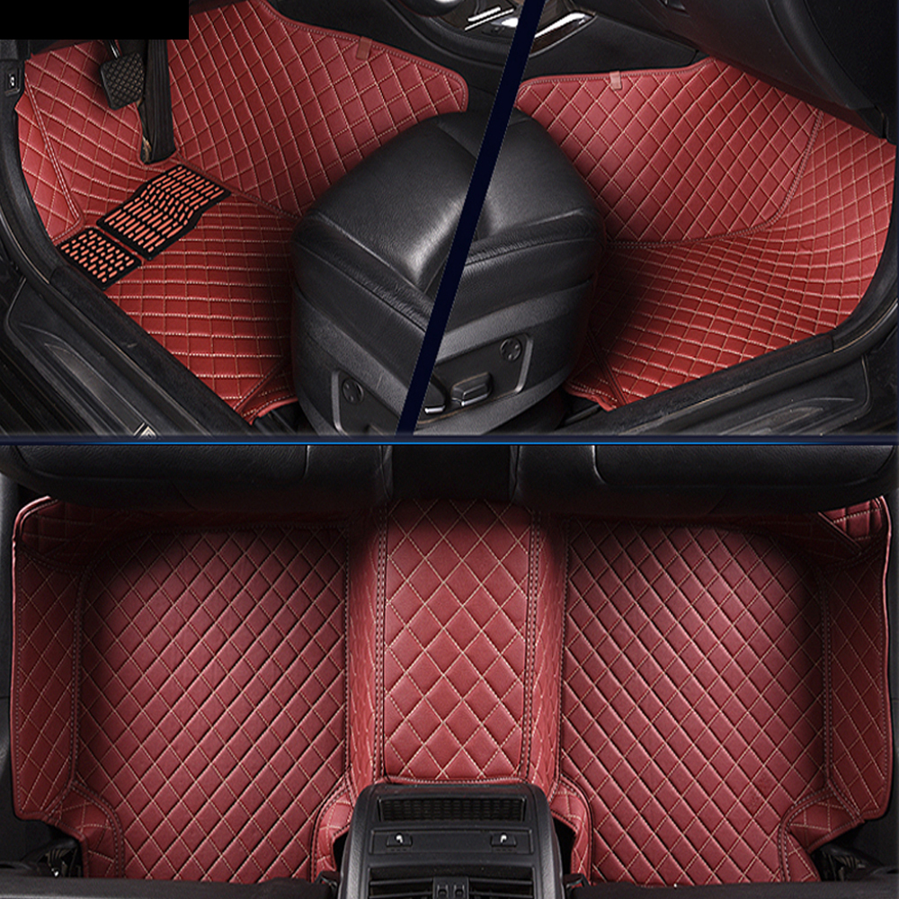 Fox Special car floor mats for Mazda 6/2 MX-5 CX-5 CX-7 5D car-styling heavy duty all weather protection carpet floor linerFox Special car floor mats for Mazda 6/2 MX-5 CX-5 CX-7 5D car-styling heavy duty all weather protection carpet floor liner