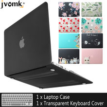 2019 nuevo color funda para ordenador portátil para Apple macbook Air Pro Retina 11 12 13 15 para Mac book 13,3 pulgadas con barra táctil + cubierta de teclado(China)