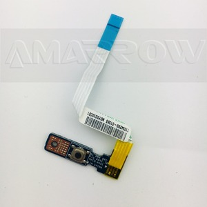 Оригинальная бесплатная доставка для TOSHIBA L770D L775D L775, плата переключателя кнопки питания N0Y3G10C01
