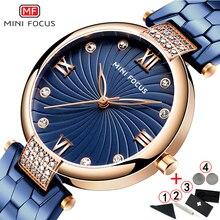 Reloj מיני פוקוס Mujer נשים שעון מפורסם יוקרה מותגים נירוסטה אלגנטי שעונים עבור נשים 2019 קוורץ גבירותיי שעונים