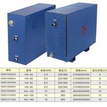 220 V/380 V 4KW 6KW 8KW 9KW 12KW 15KW 18KW коммерческих сауна с влажным паром генератор Ванна контроллер спа регулятор душа парная
