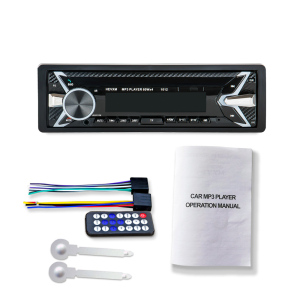Image 5 - HEVXM 1012 12V 1 Din car MP3 playe  Car  Color Light MP3 Player  BT multi function MP3 player,