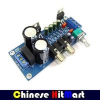 Placa Amp Amplificador de Áudio TDA2030A BTL TDA2030A módulo Componentes Componentes DIY Kit 18Wx2 Única fonte de Alimentação para arduino # LU13