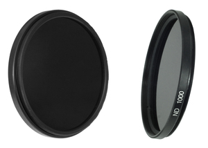 Image 2 - FOTGA 77mm slim Neutral density optical grade ND ND1000 filter for digital camera lens DV