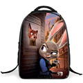 2016 New 16 Inch Cartoon Children Backpacks Cute Animal Children School Bags for Girls Boys Kids Backpack mochilas infantis