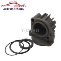 Für Audi A6 C5 Allroad A8 D3 W220 W211 Luftfederung Kompressor Zylinderkopf Kolben Ring O Ringe XJ8 XJ6 4Z7616007A 4E0616005F-in Stoßdämpfer-Teile aus Kraftfahrzeuge und Motorräder bei