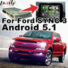 Android 5 1 GPS Navigation Box Video Interface For Ford F 150 Expidition Etc SYNC 3