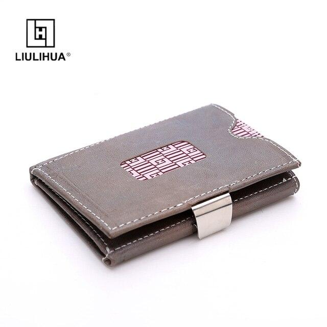 LLH Travel Wallet Card Holder