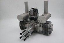 RCGF 70cc Dual Cylinder Petrol/Gasoline Engine for RC Airplane