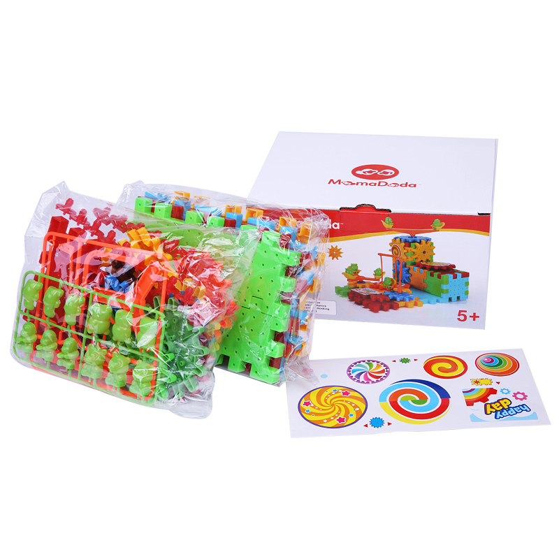 81-Pieces-Electric-Magic-Gears-Building-Blocks-Kits-Plastic-Bricks-Educational-Toys-For-Children-Kids-Toy-Christmas-Gifts-3
