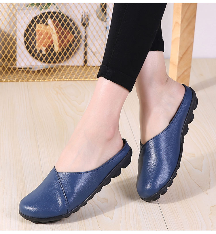 AH 9918-2018 New Women Flats Loafers Shoes-23