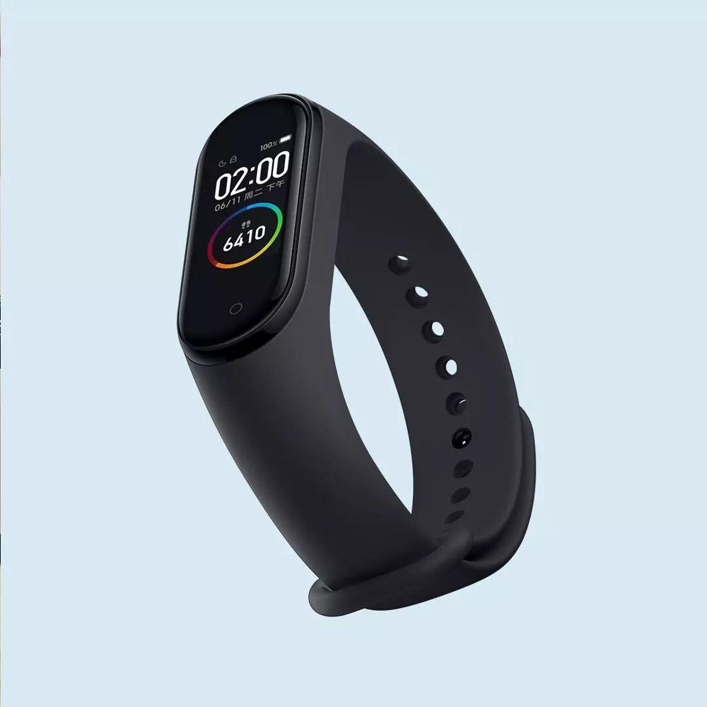 Xiaomi Mi SmartWatch or Smart Band for Fitness Tracking with Pedometer and Bluetooth 5.0 5