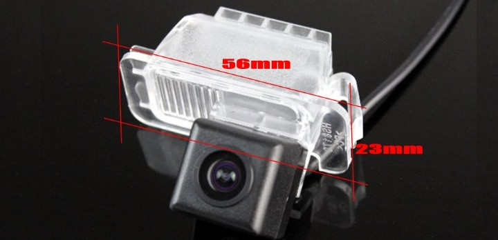 Car Camera For Ford For Mondeo MK4 2007~2013 High Quality Rear View Back Up Camera For Friends to Use  CCD with RCA size