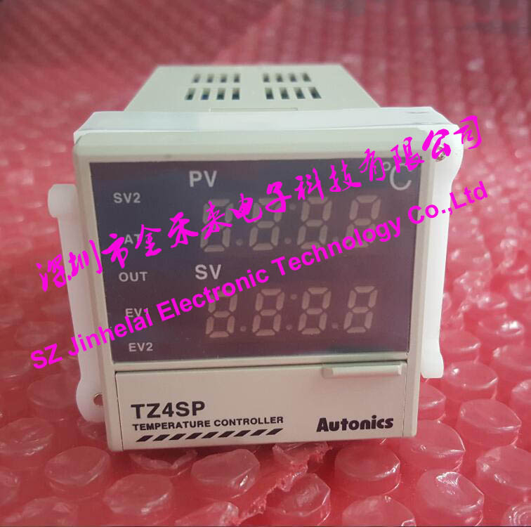 100%Authentic original TZ4SP-14R, TZ4SP-14S, TZ4SP-14C AUTONICS Temperature controller AC100-240V цены