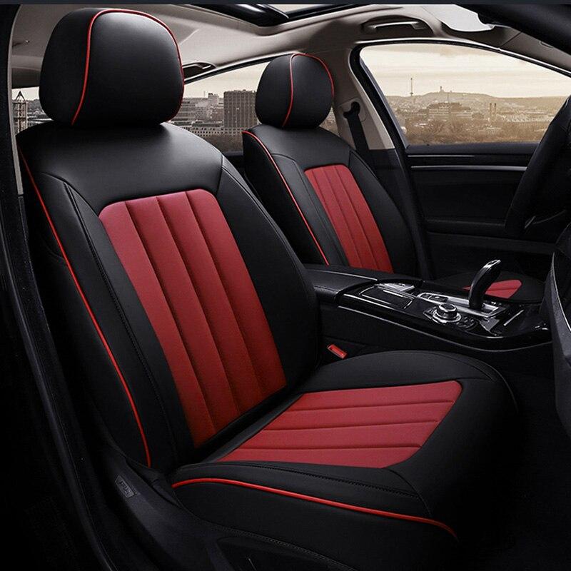 WLMWL Universal tampa de assento Do Carro de Couro para lx470 Lexus todos os modelos nx gx470 ES É GTH RX GX LX carro acessórios do carro styling
