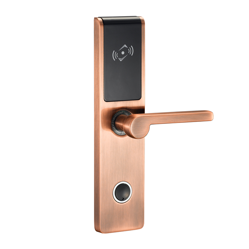 Apartments room door locks electronic security locks with ID card readerApartments room door locks electronic security locks with ID card reader