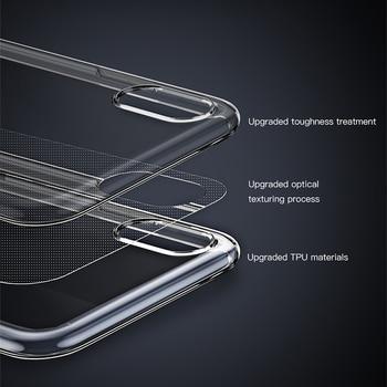 Ультра-тонкий силиконовый чехол для iPhone Xs/Xs Max/XR, Baseus