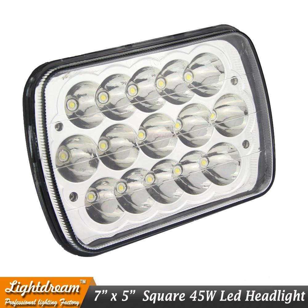 7x6 οδήγησε σφραγισμένο δοχείο 7x5 45W LED - Φώτα αυτοκινήτων - Φωτογραφία 4