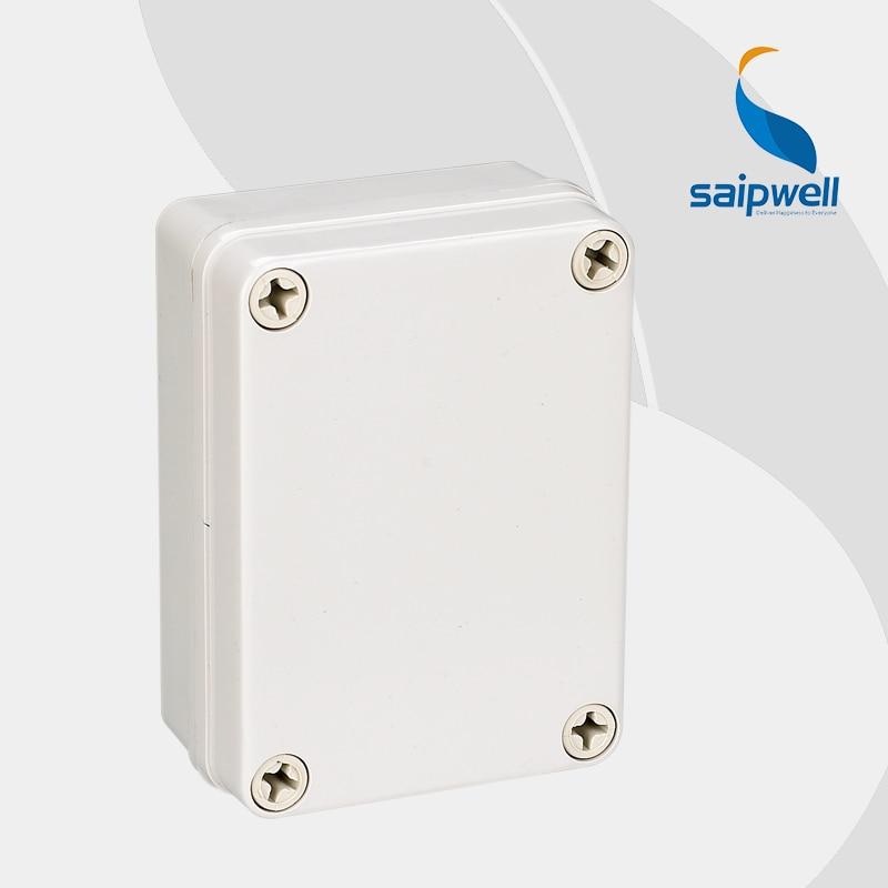 Saipwell 2014 Hot Junction Box IP65 Waterproof Junction Box 80 110 45mm High Quality