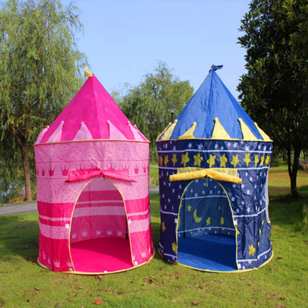 Foldable Baby Toy House Tent Ultralarge Play House
