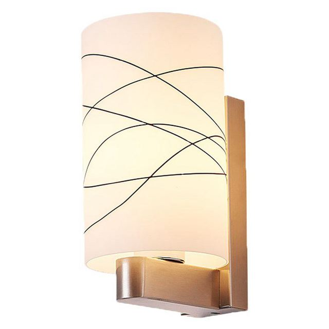 Mega Sale #da015 Modern Glass Cylinder Corridor Bedroom