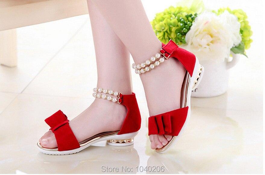 2016 New Children Sandals Girls Sandals