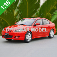 1:18 Alloy Toy Sports Car Model mazda 3 of Children's Toy Cars Original Authorized Authentic Kids Toys Gift