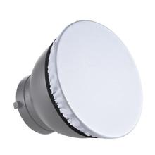 Diffuser Cloth Light Reflector Photography Soft Standard-Studio Strobe White for 7-180mm